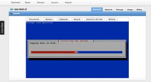 TurnKey VPS Install